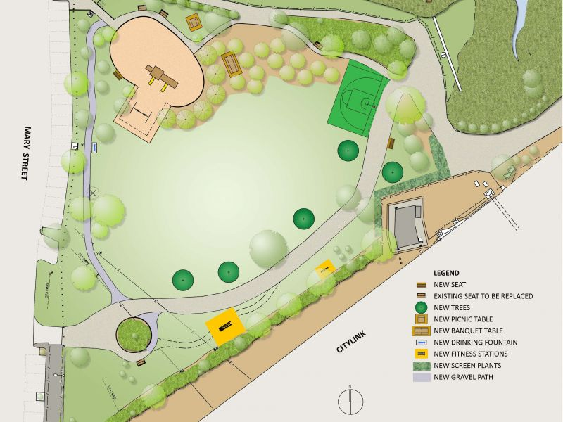 McConchie Reserve Revamp final plan