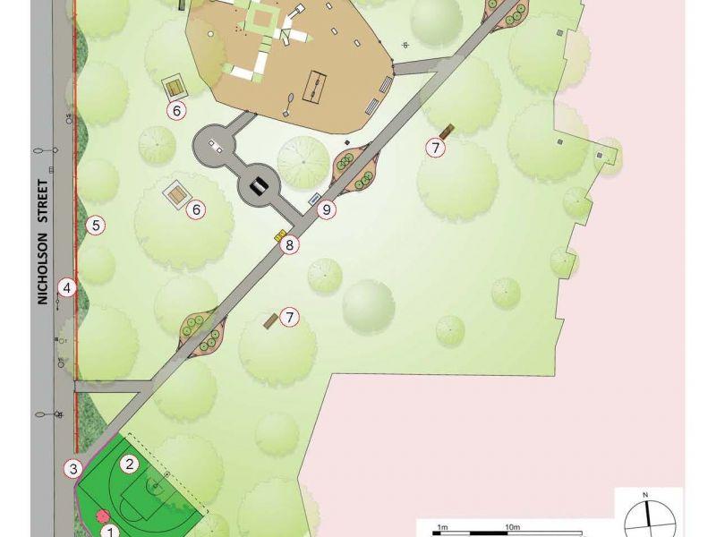 Langdon Reserve Final Concept
