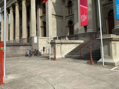 Fitzroy Town Hall entry