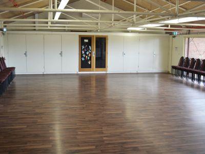 Edinburgh Gardens Community Room (inside)