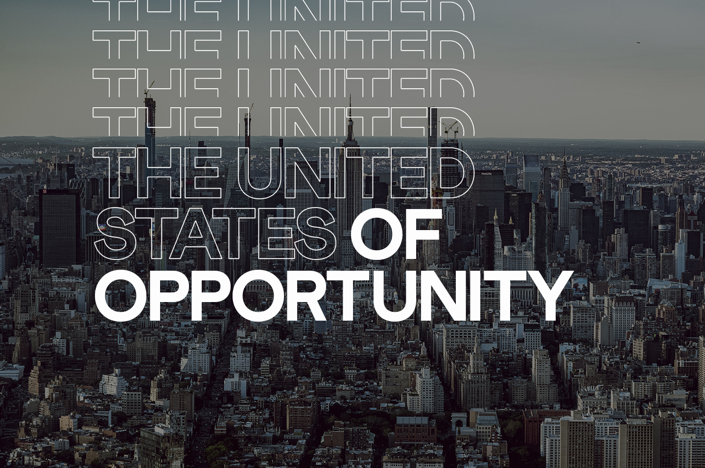 The United States of Opportunity