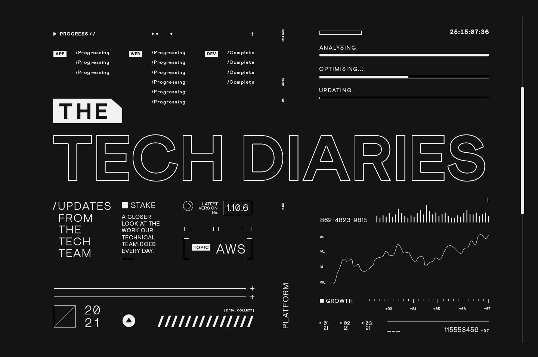 The Tech Diaries Vol 1. Amazon Web Services