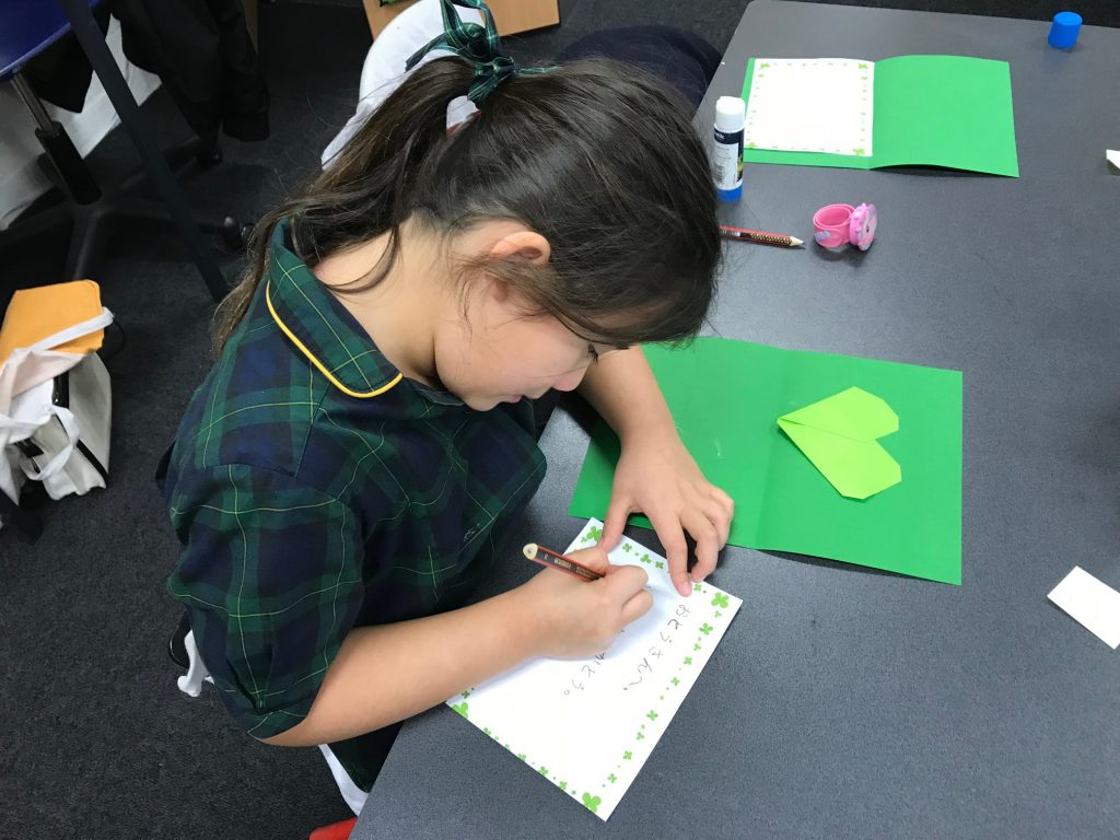igs-kindy-japanese-class-work