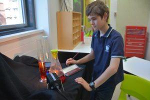 Preparing for IGS Art of Science competition