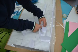 Year 4 green houses take shape