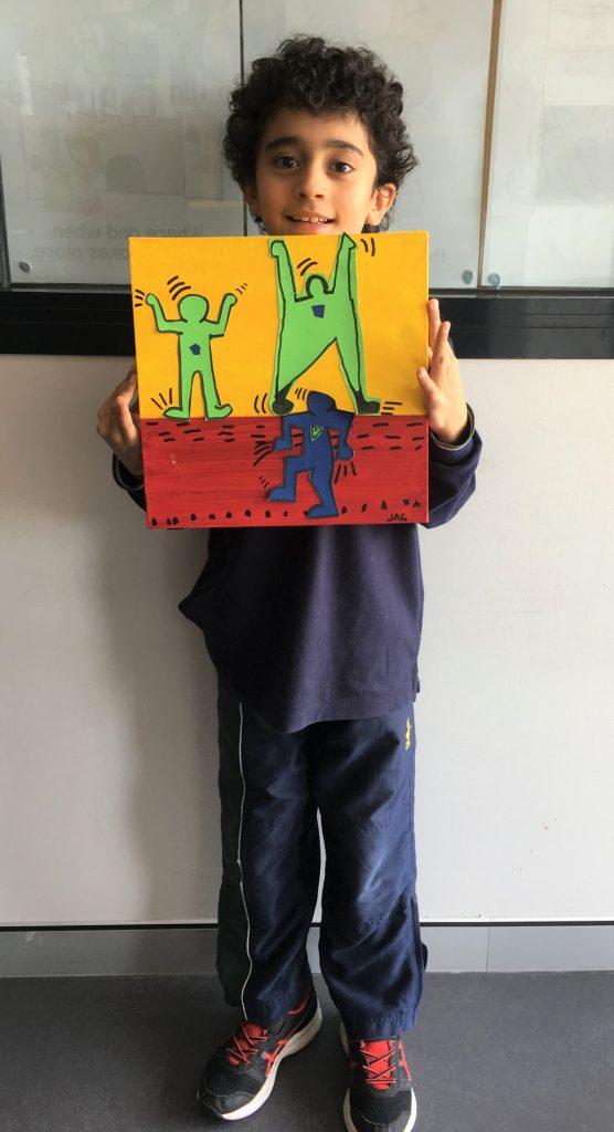 igs-pyrmont-art-year-1-student