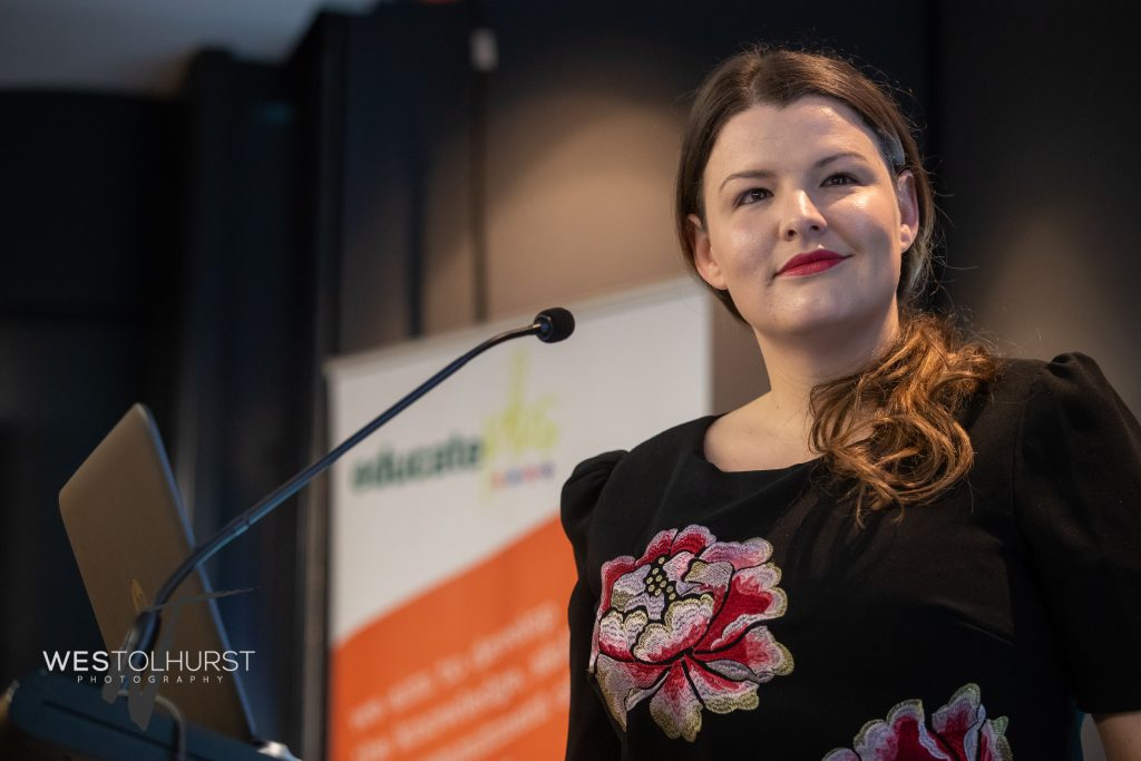 igs-director-of-advancement-NZ-conference