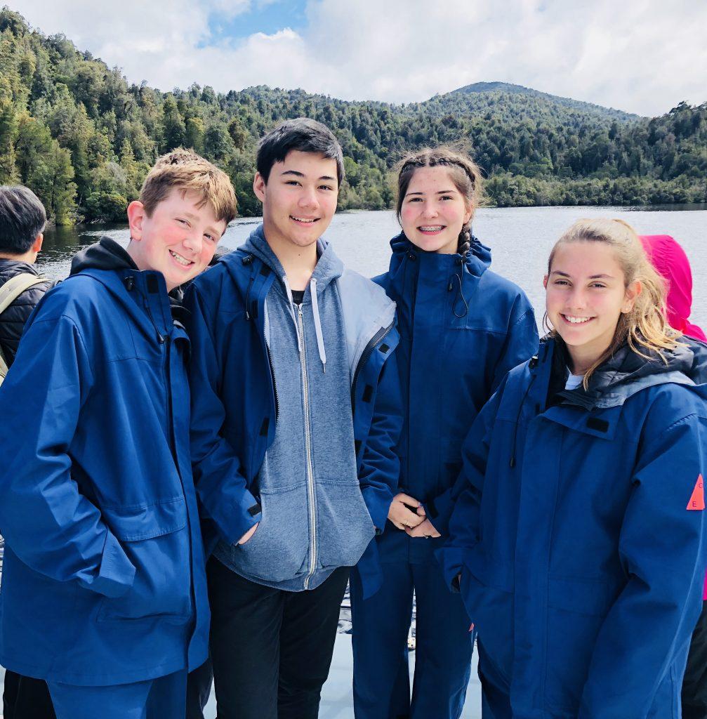 igs-tasmania-west-coast-students