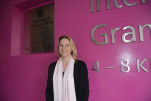 IGS Director of Human Resources Karen Edwards