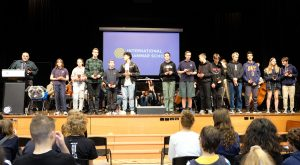 Co-curricular prizes awarded