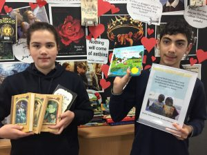 IGS Reconciliation Week book donations