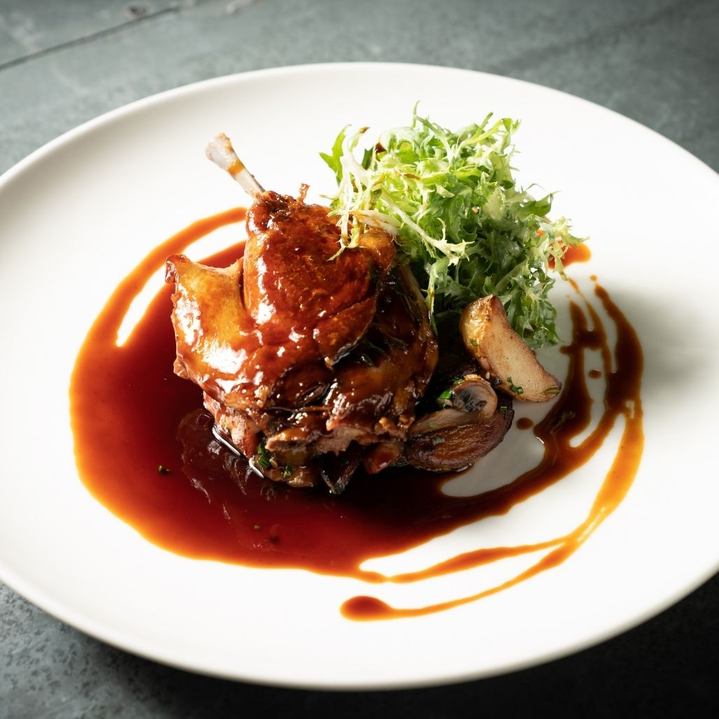 Frenchies Duck Confit