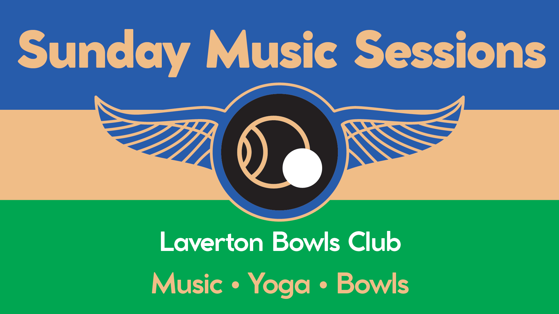 Fly me to the Green - Laverton Bowls Club Band Room