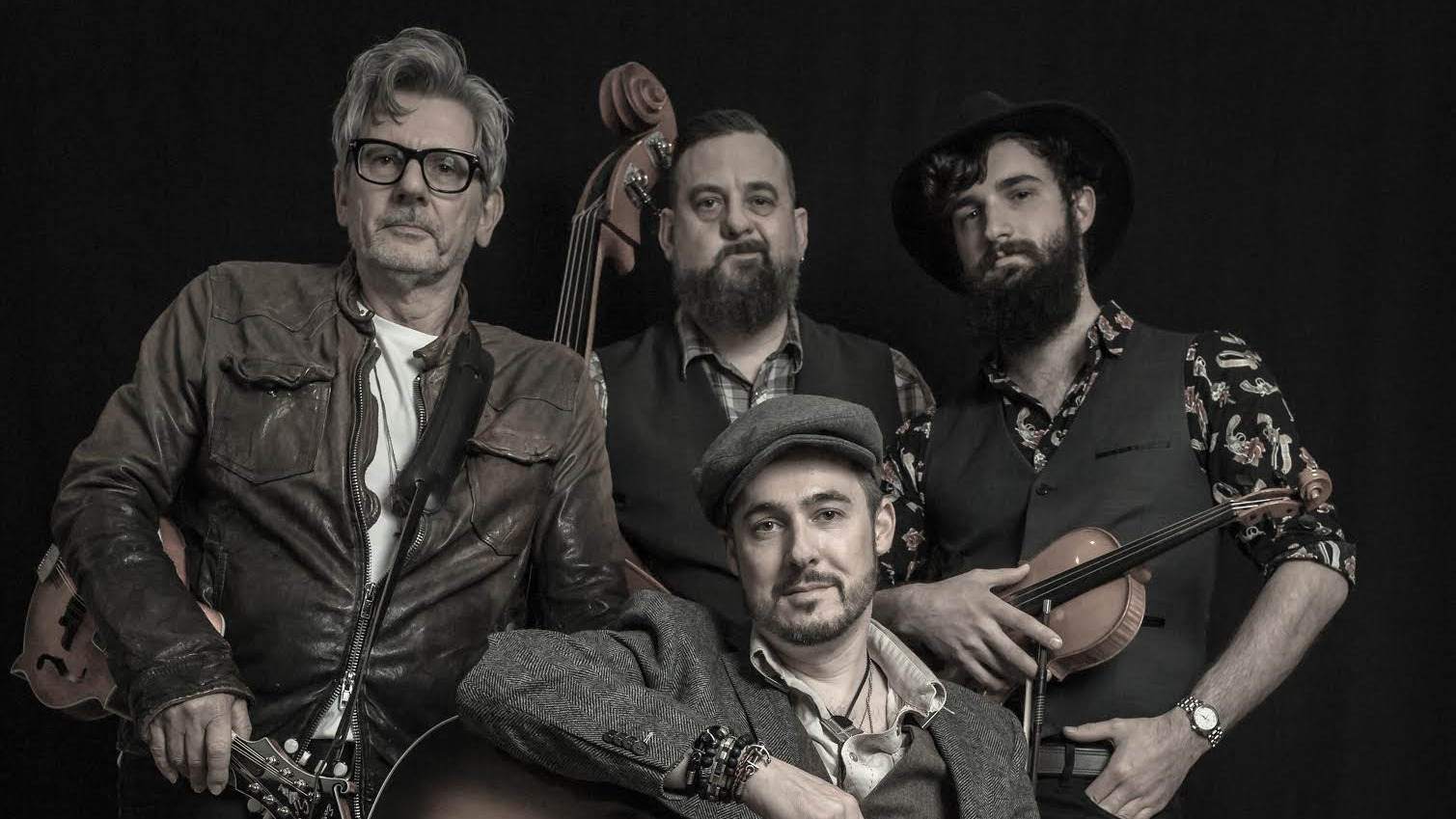 """Dave Wright & the Midnight Ramblers """"Turn Out the Lights"""" Album Launch"""
