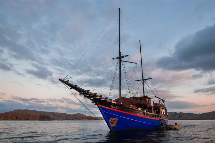 IIike Liveaboard Indonesia