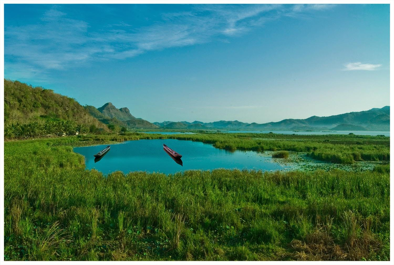Lake Lebo Taliwang