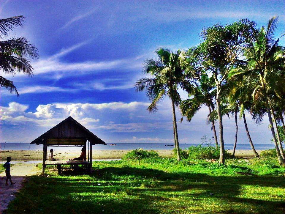Pagatan Beach