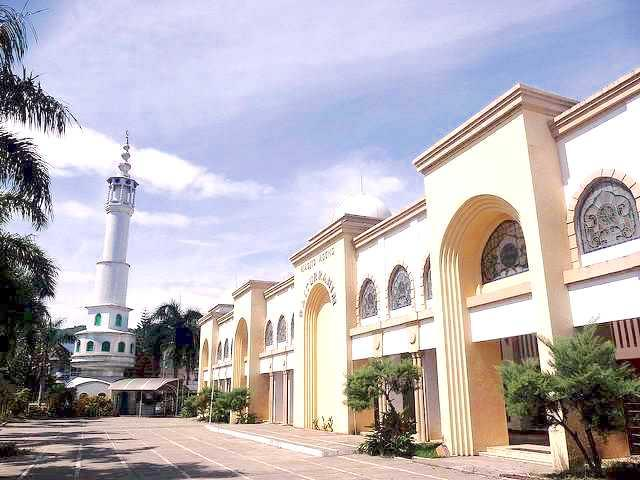 Great Mosque Baiturrahim Gorontalo