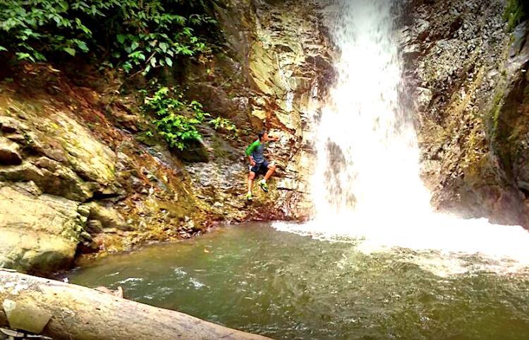 Wageo Waterfall