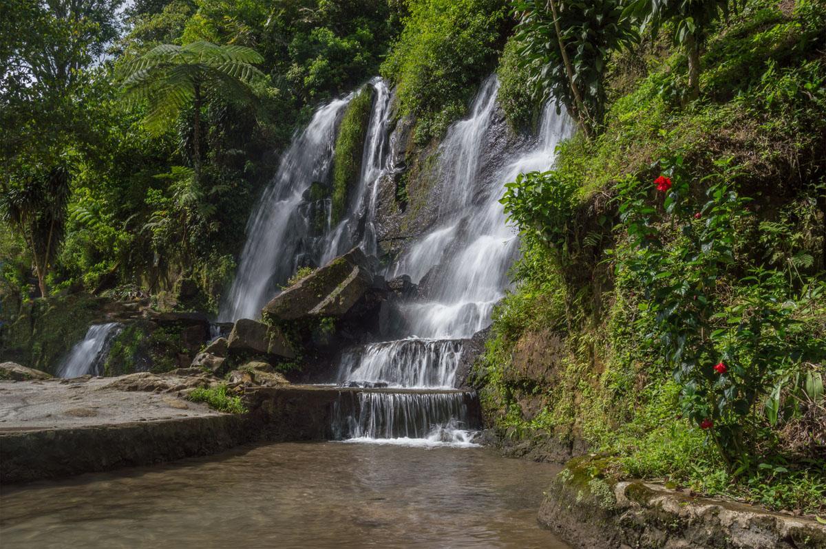 Bah Biak Waterfall