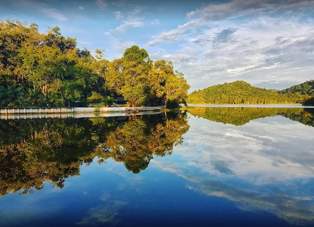 Lake Sebedang