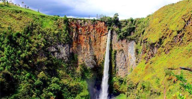 Sigura Gura Waterfall