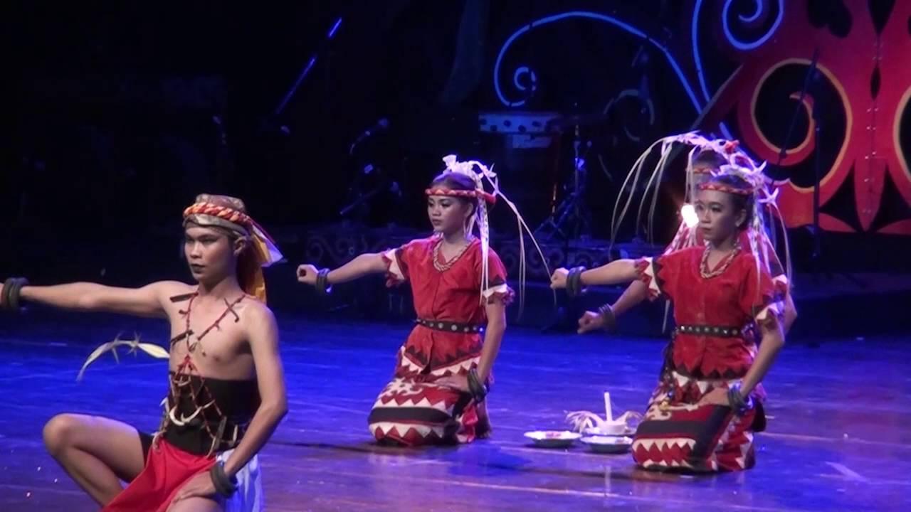 Belian Bawo Dance