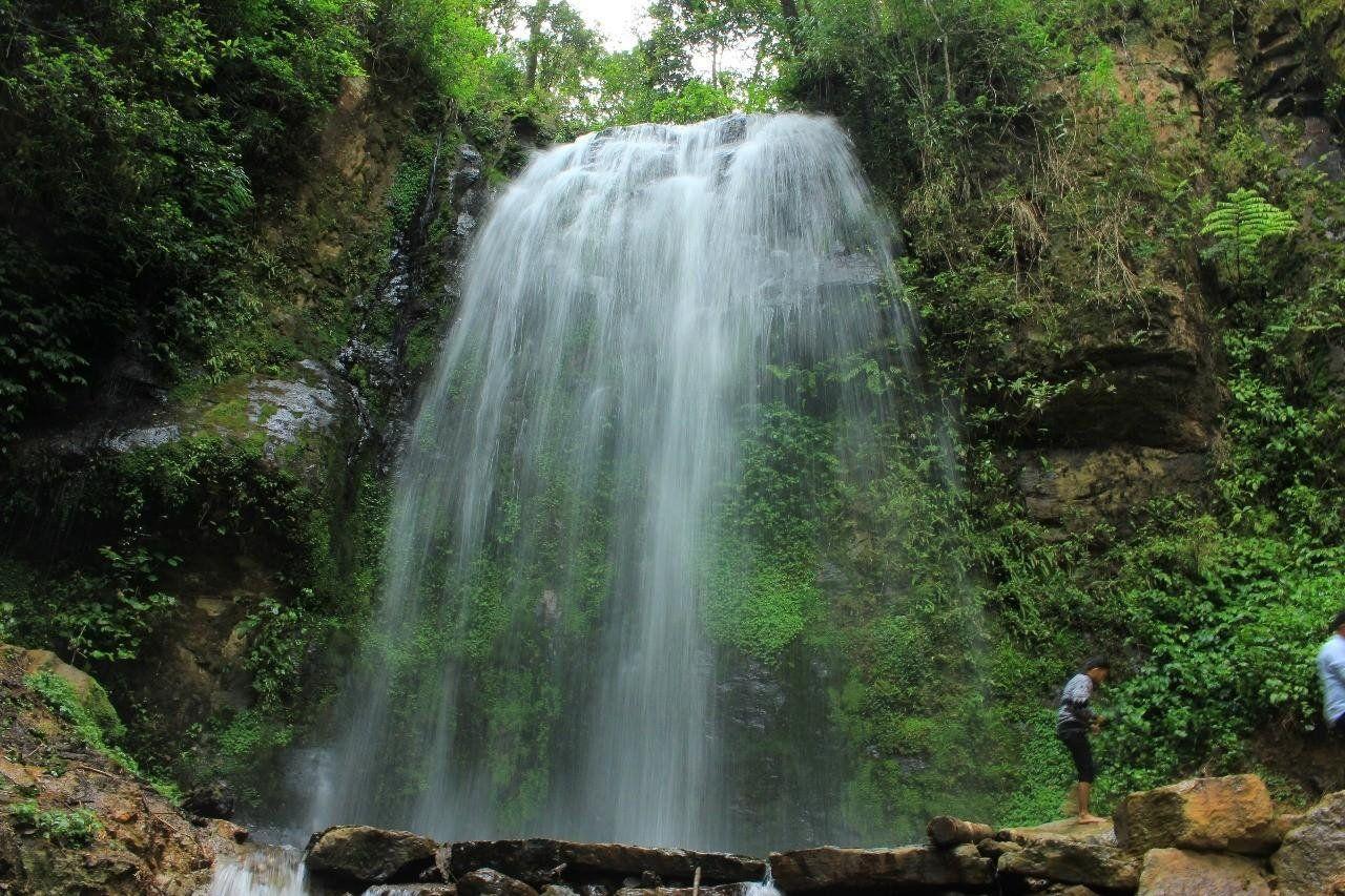 Bur Bulet Waterfall