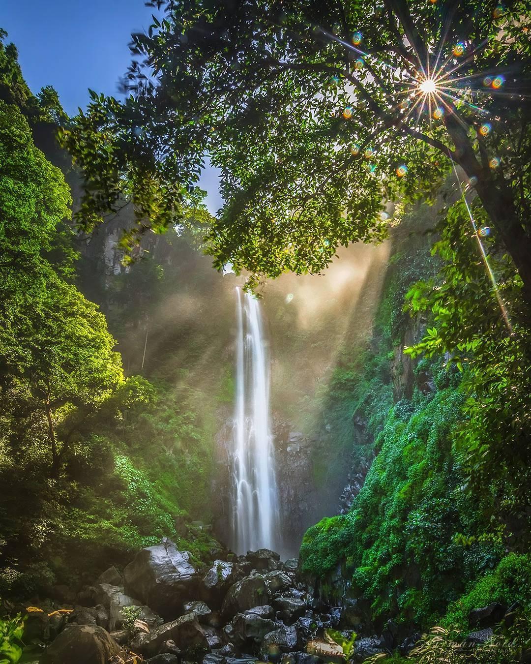 Bissappu Waterfall