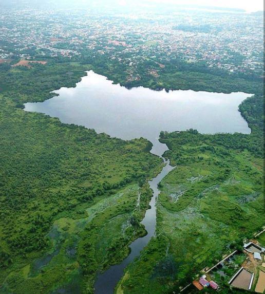 Lake Dendam Tak Sudah