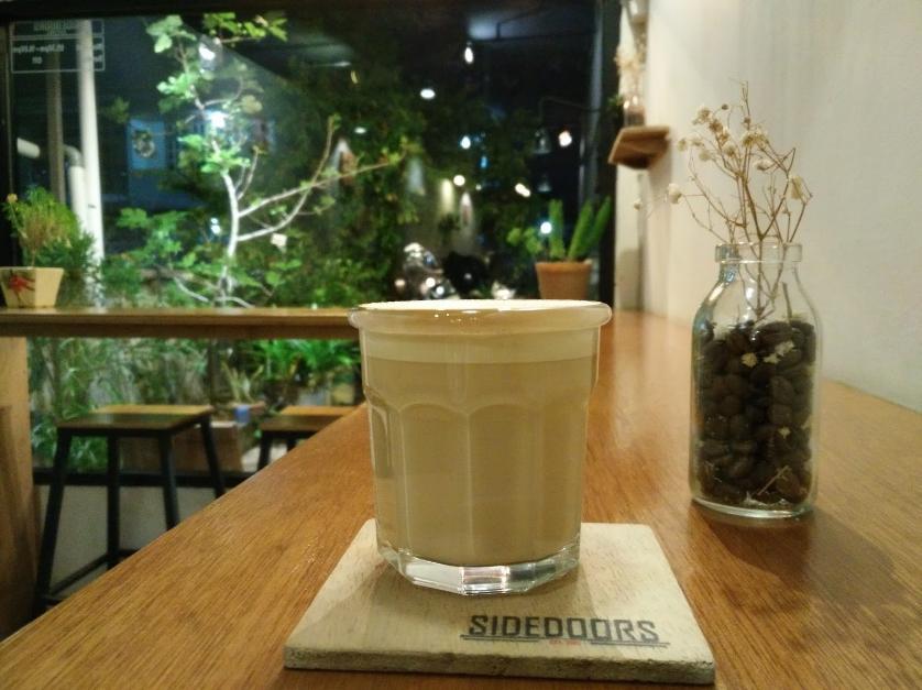 Sidedoors Cafe Pontianak