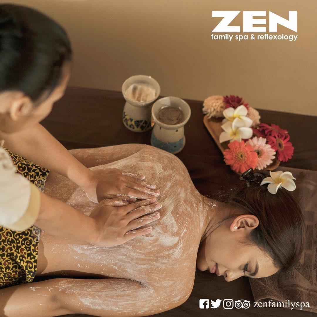 Zen Family Spa & Reflexology Pakubuwono