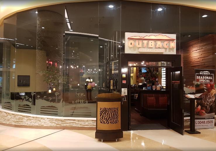 Outback Steakhouse Kuningan City