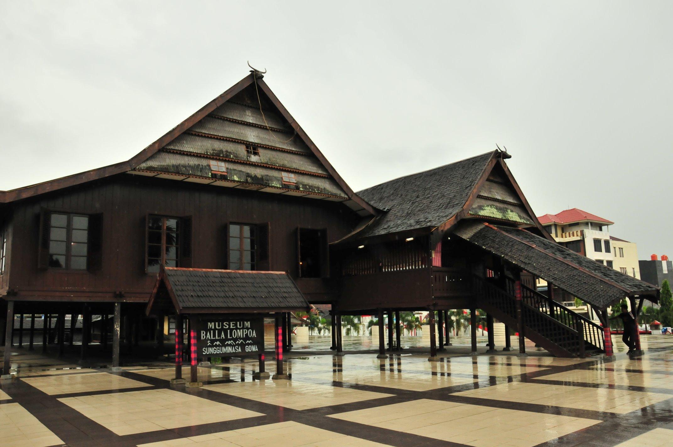 Balla Lompoa Museum