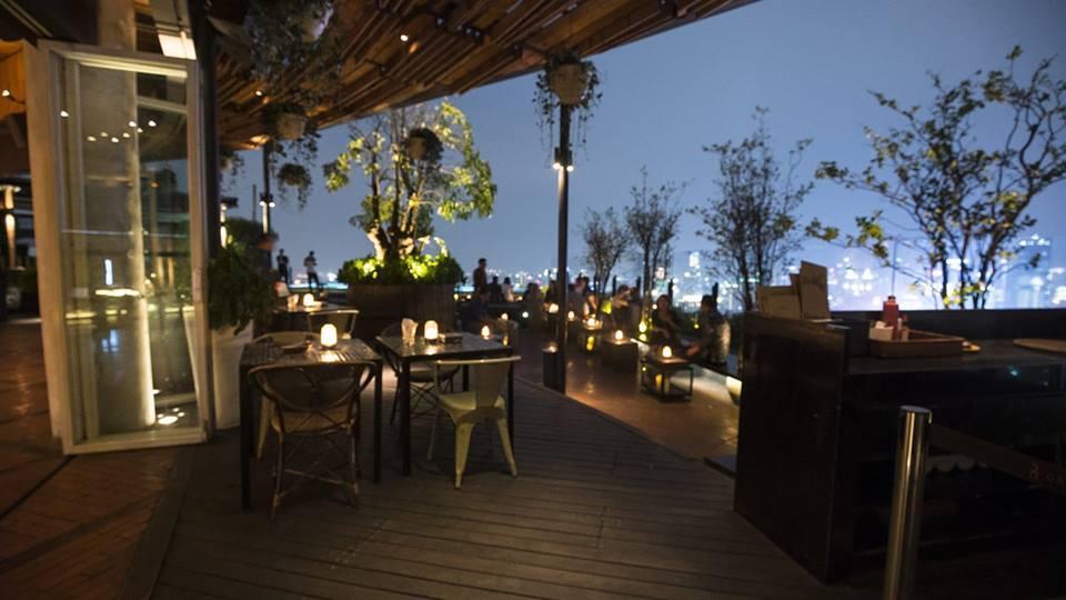 SKYE Bar & Restaurant