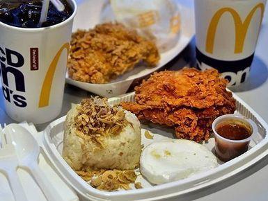McDonald's Cideng