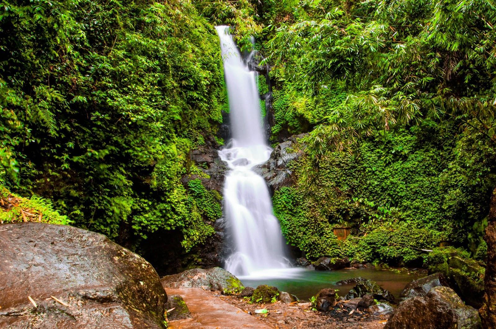 Sekar Langit Waterfalls