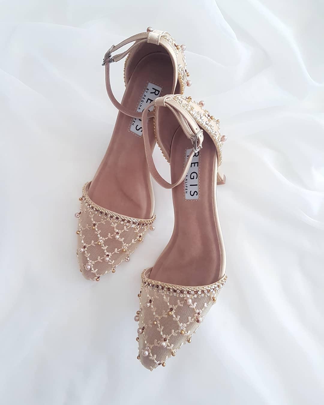 Regis Bridal Shoes (Workshop)