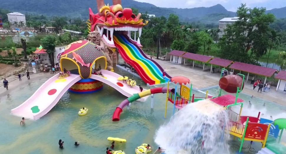 Waterboom Gunung Poteng