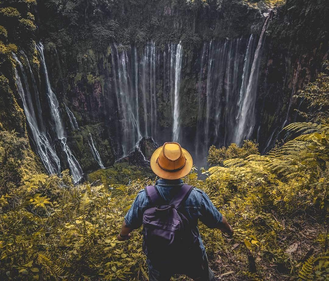 Coban Sewu Waterfall