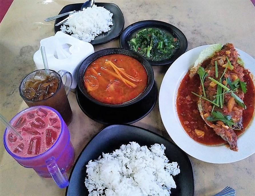 Cili Padi Restaurant