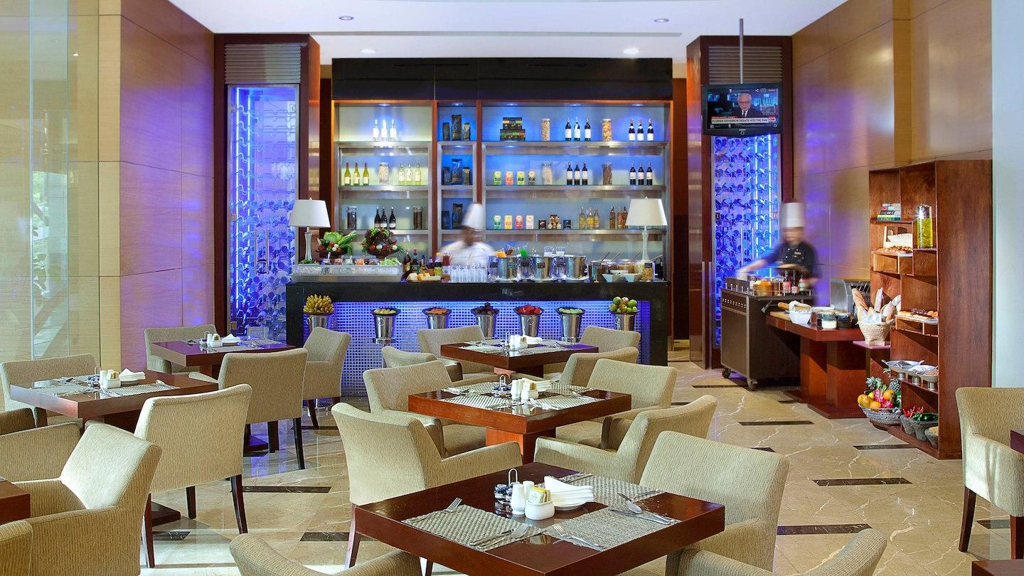 The Cafe at The Mayflower, Jakarta - Marriott Executive Apartments