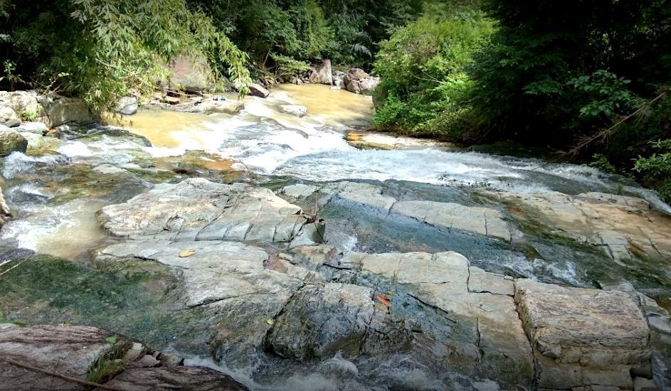 Zuriati Waterfall