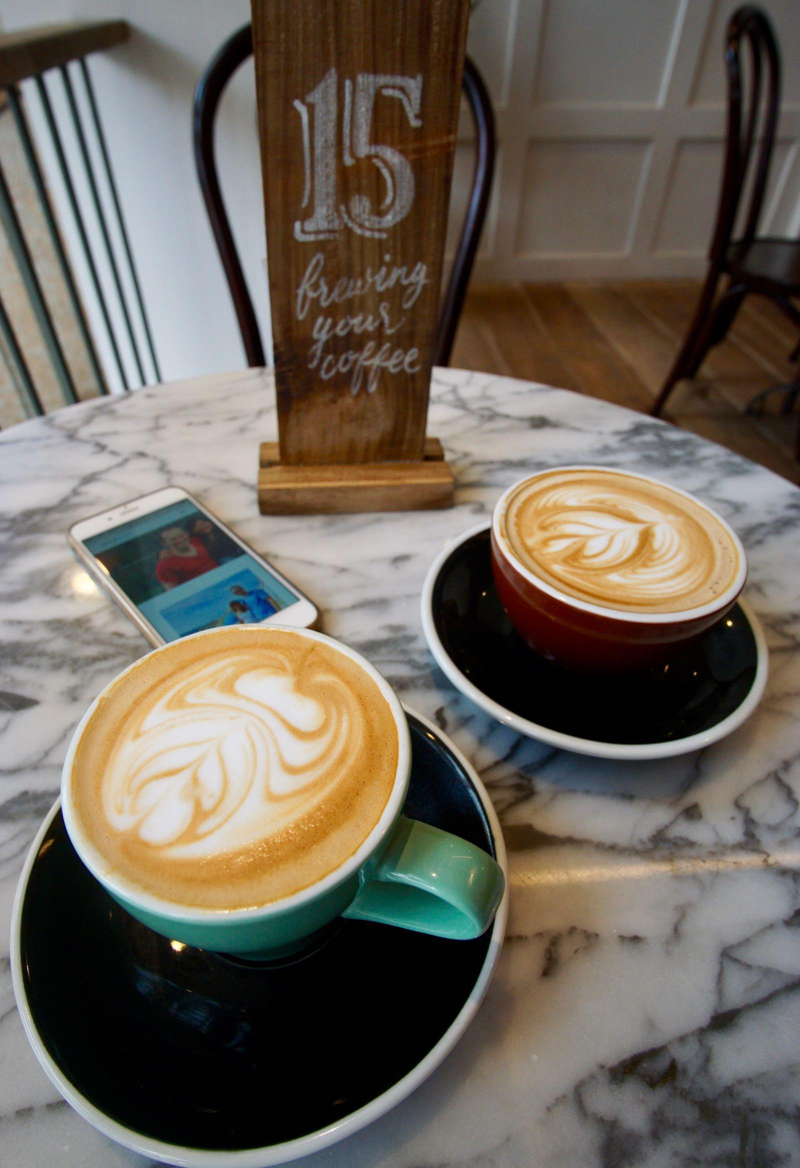 Lucky Cat Coffee & Kitchen