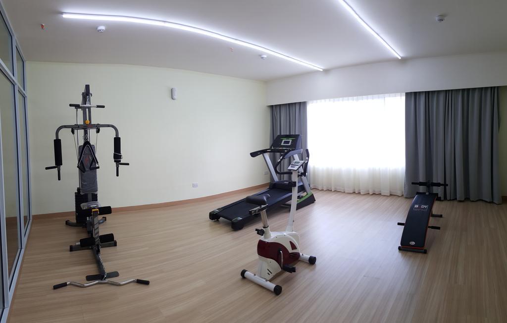 Fitness Center At D' Grande Hotel Batam