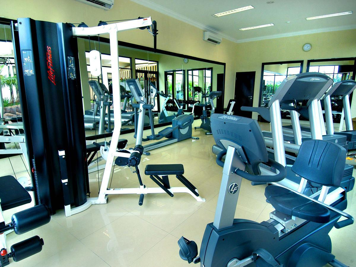Fitness Center At Hermes Palace Hotel Aceh