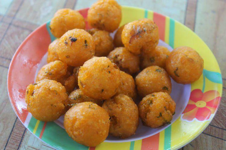 Fried Lauak