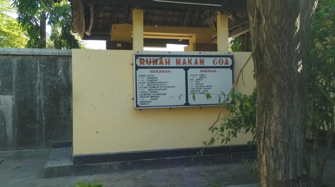 Rumah Makan Goa Sumbawa
