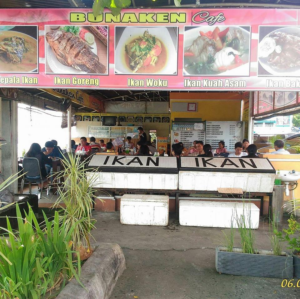 Bunaken Cafe n Resto