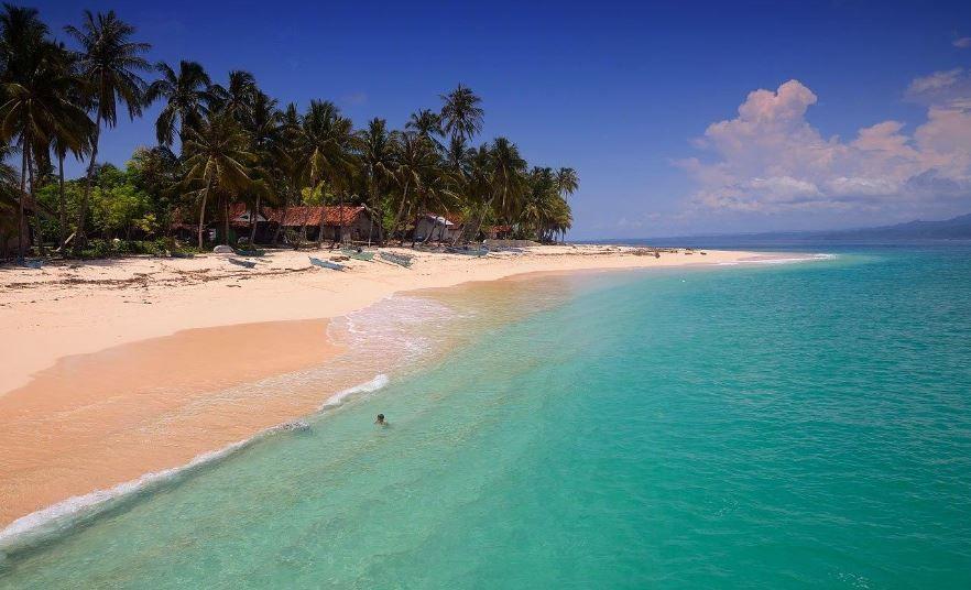 Krui Beach Lampung Barat